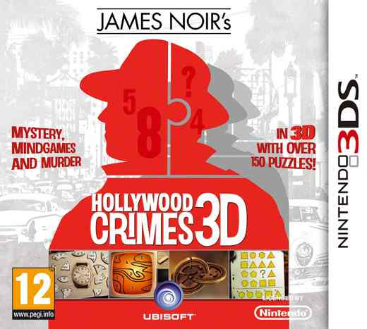 Ver James Noir Hollywood Crimes 3Ds