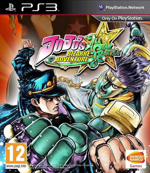 Ver Jojos Bizarre Adventure All Star Battle Ps3