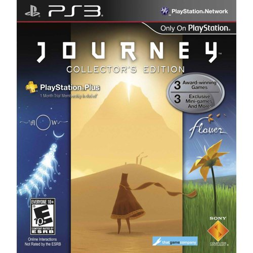 Journey Collector Edition Ps3