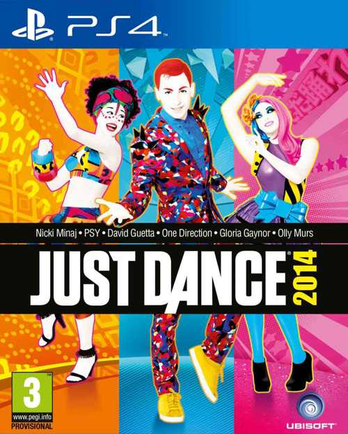 Ver Just Dance 2014 Ps4