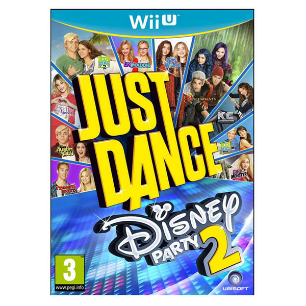 Ver Just Dance Disney Party 2 Wii U
