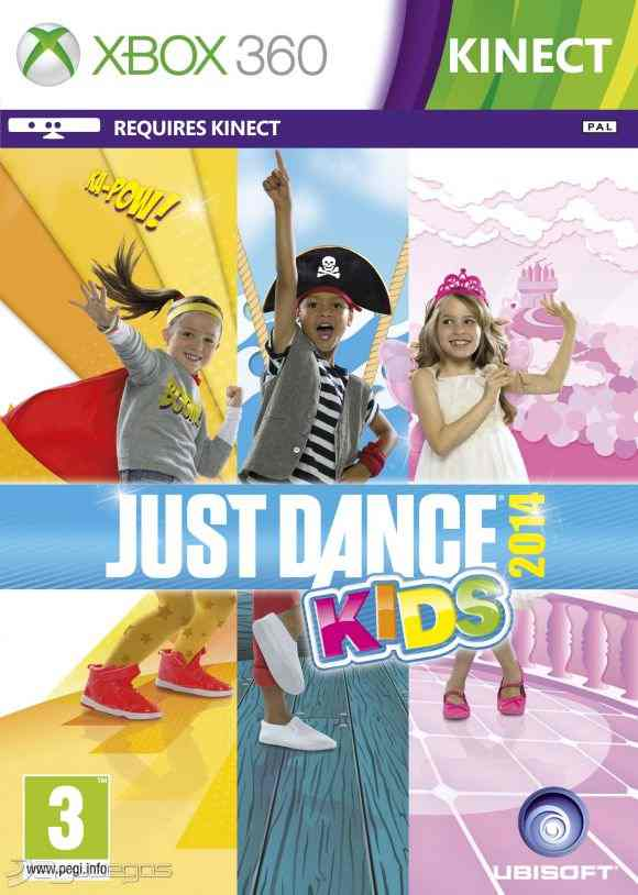 Just Dance Kids 2014 X360