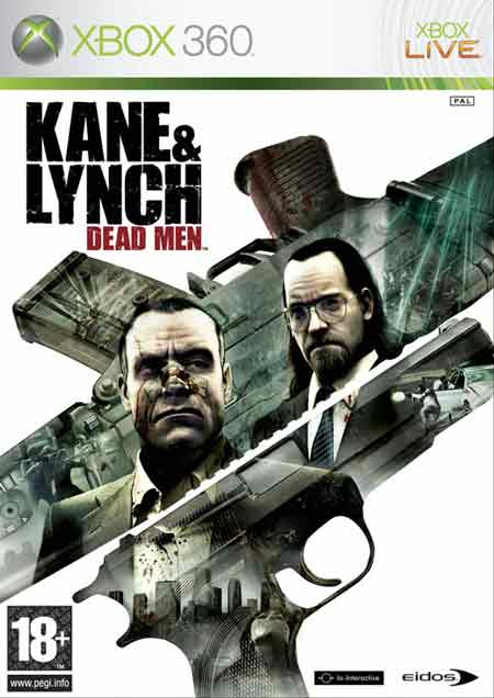 Kane  Lynch Dead Men X360