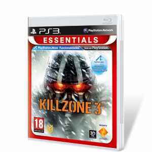 Killzone 3 Esn Ps3