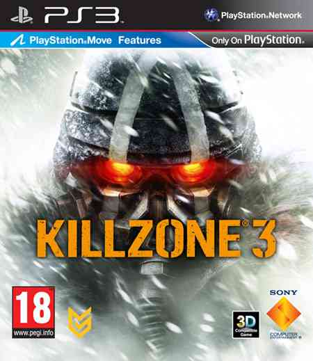 Killzone 3 Platinum Ps3