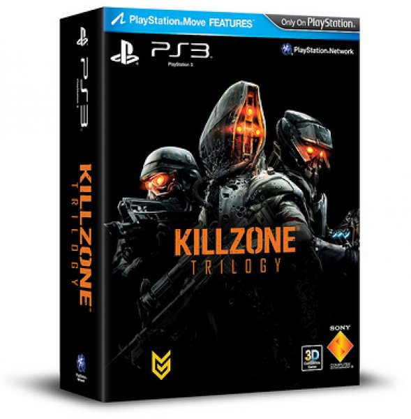 Killzone Triple Pack Ps3
