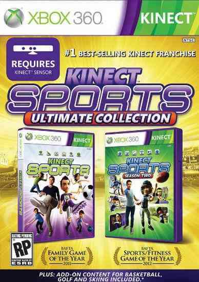 Kinect Sports Ultimate Collection X360 Kinect