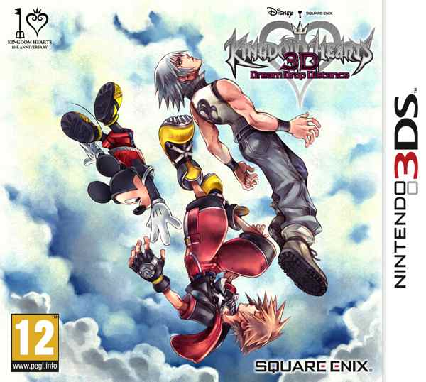 Ver KINGDOMS HEARTS 3D DREAM DROP DISTANCE 3DS