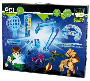 Kit Wii Sport Ben 10 Alien Force