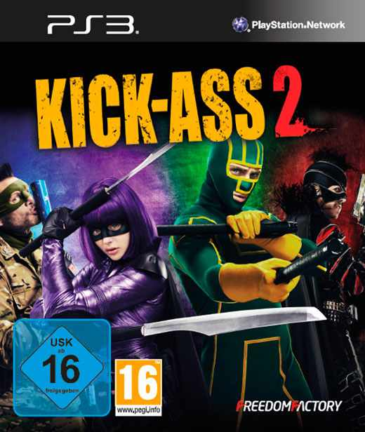 Ver Kick Ass 2 Ps3