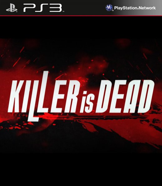 Killer Is Dead Fan Edition Ps3
