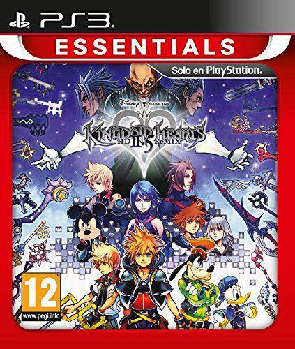 Juegos Kingdom Hearts Hd25 Remix Essentials Ps3 Pcexpansion Es