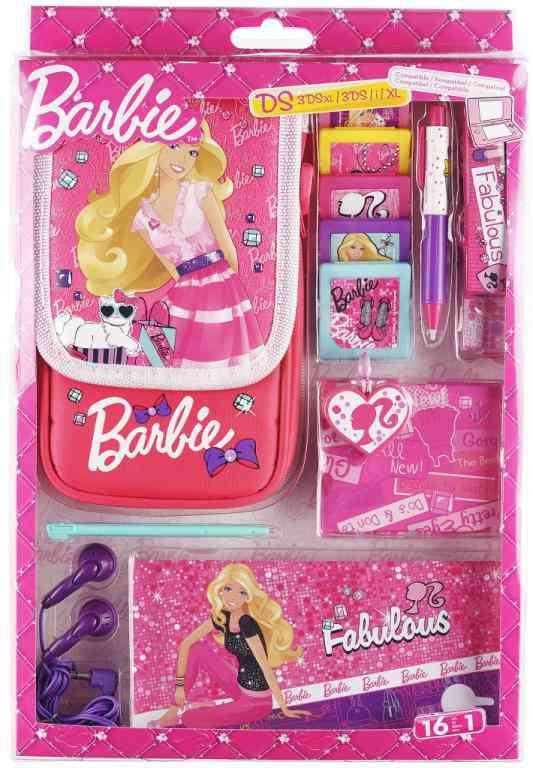 Kit  Barbie Dsidsi Xl3ds3ds Xl