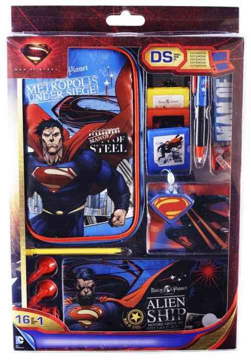 Kit  Superman Dsidsi Xl3ds3ds Xl