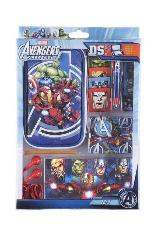 Kit  The Avengers -iron Man Dsidsi Xl3ds3ds Xl