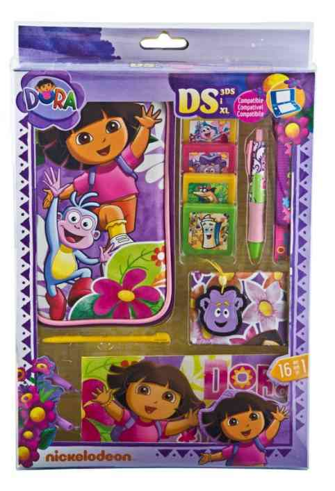 Kit Dora La Exploradora 3ds Xl