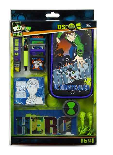 Kit Ds Ben 10  Ultimate