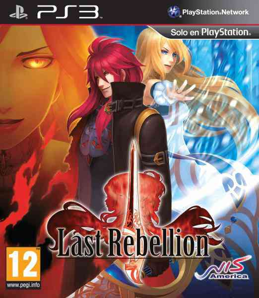 Ver LAST REBELLION PS3