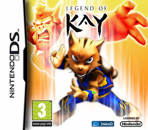 Legend Of Kay Nds