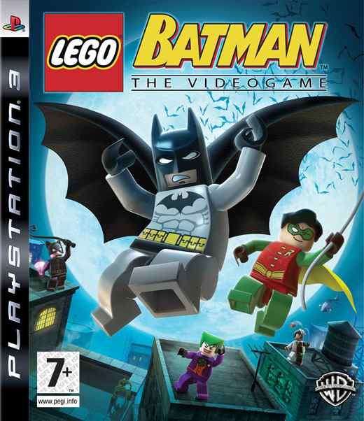 Ver LEGO BATMAN  PS3