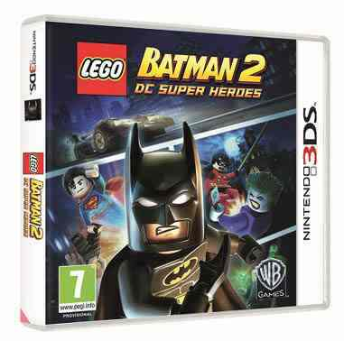 Ver LEGO BATMAN 2 DC SUPERHEROES 3DS