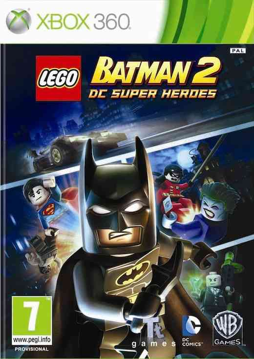 Lego Batman 2 Dc Superheroes X360