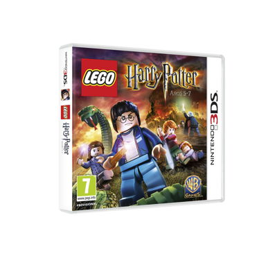 Ver LEGO HARRY POTTER - ANOS 5-7 3DS