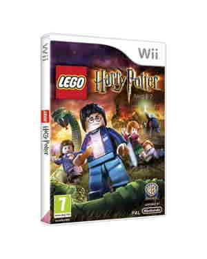 Lego Harry Potter - Anos 5-7 Wii