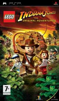 Lego Indiana Jones La Trilogia Original Psp
