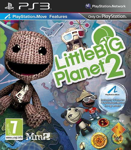 Little Big Planet 2 Platinum Ps3