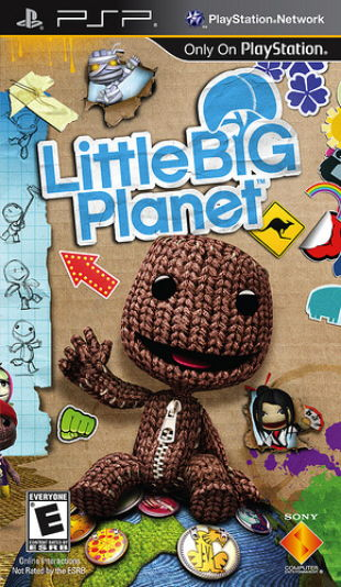 Little Big Planet Esn Psp