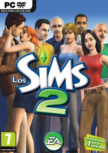 Los Sims 2 Base Game  Remaster    Launcher Pc
