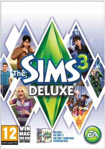 Los Sims 3 Deluxe Pc
