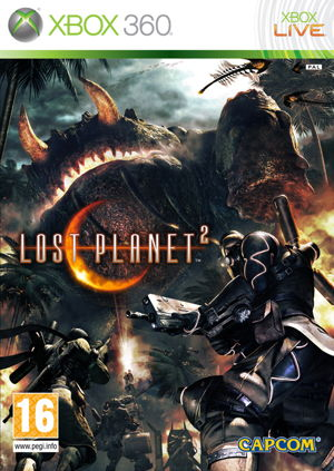 Ver LOST PLANET 2 X360