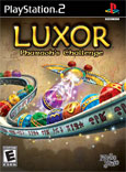Luxor Pharaohs Challenge Ps2