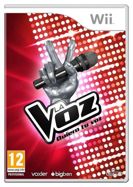 Ver La Voz Quiero Tu Voz Wii
