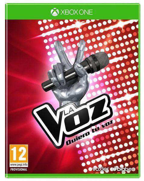 Ver La Voz Quiero Tu Voz Xboxone