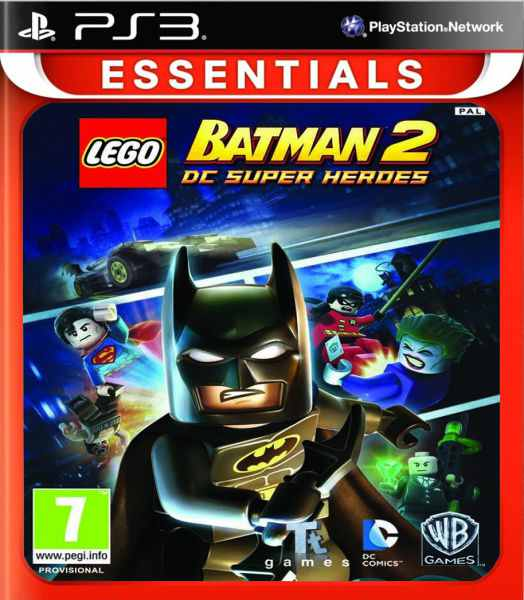 Lego Batman 2 Dc Superheroes Essential Ps3