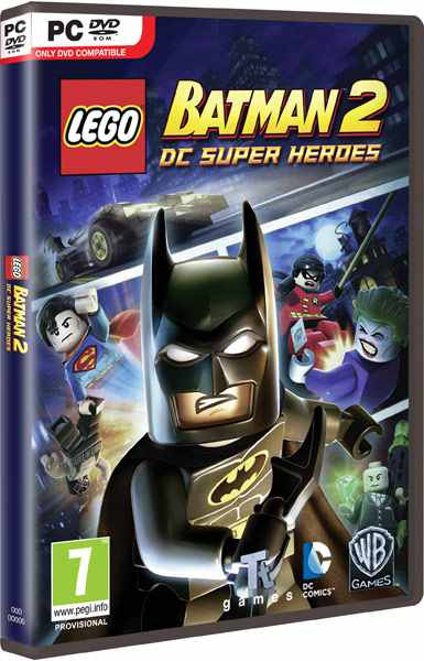 Lego Batman 2 Dc Superheroes Pc
