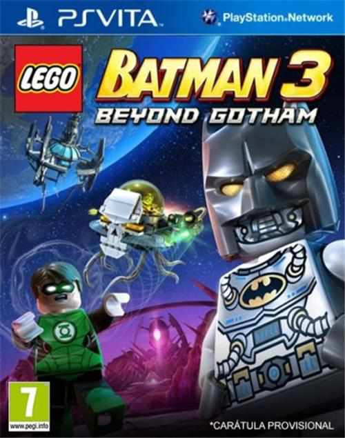 Ver Lego Batman 3 Ps Vita