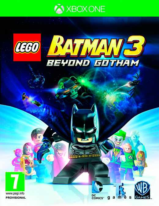 Ver Lego Batman 3 Xbox One