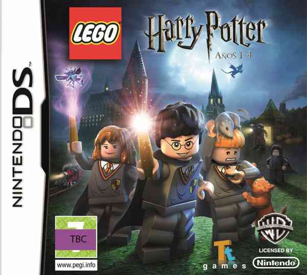 Lego Harry Potter Nds