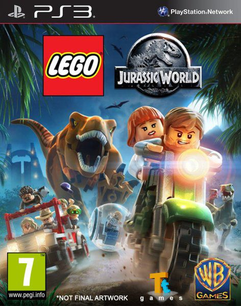 Ver Lego Jurassic World Ps3