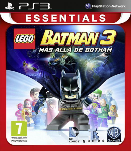 Ver Lego Batman 3 Essentials Ps3