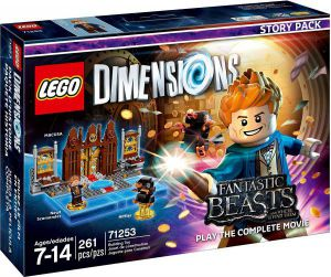 Ver Lego Dimensions Battle Pack Fantastic Beasts