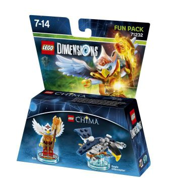 Ver Lego Dimensions Fun Pack Chima Eris