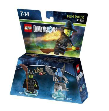 Ver Lego Dimensions Fun Pack El Mago De Oz