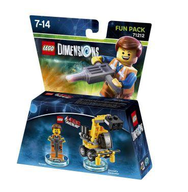 Ver Lego Dimensions Fun Pack Emmet