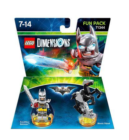 Lego Dimensions Fun Pack Lego Batman Movie