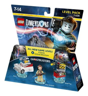 Ver Lego Dimensions Level Pack Los Cazafantasmas